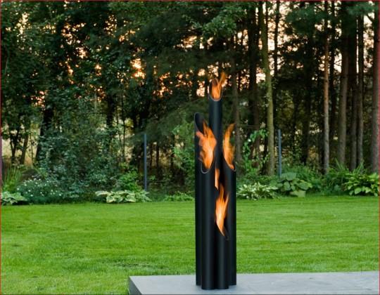 Cumbal Group - biokominek dekoracyjny, przenośny, nie tylko ogrodowy